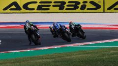 World Superbike 2019, le moto in azione