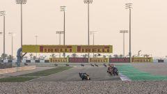 World Superbike 2019, round Losail, Qatar: Jonathan Rea (Kawasaki) in fuga nella Superpole Race