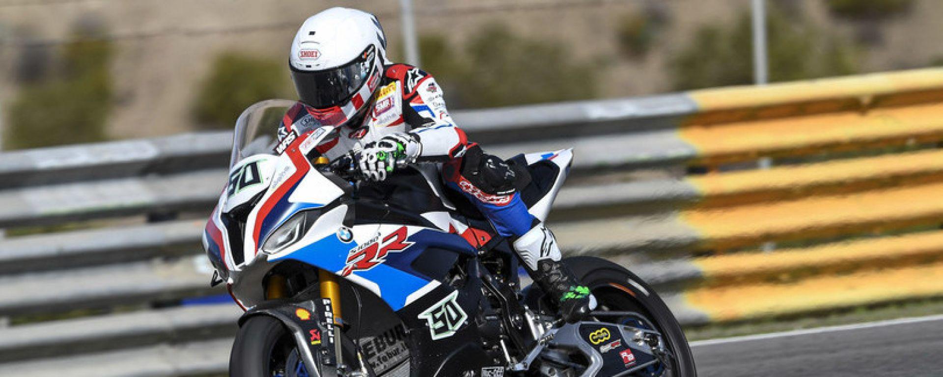World Superbike 2020, Eugene Laverty (BMW)