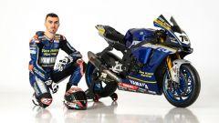 Superbike 2020, Loris Baz - Ten Kate Racing Yamaha