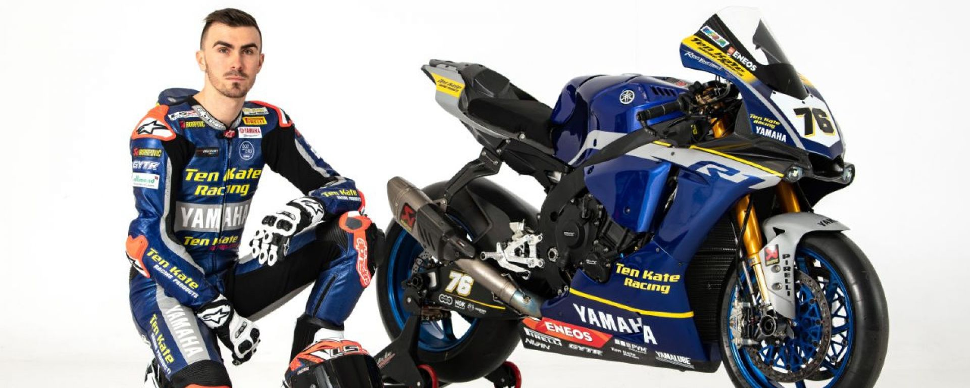 World Superbike 2020, Loris Baz (Yamaha)