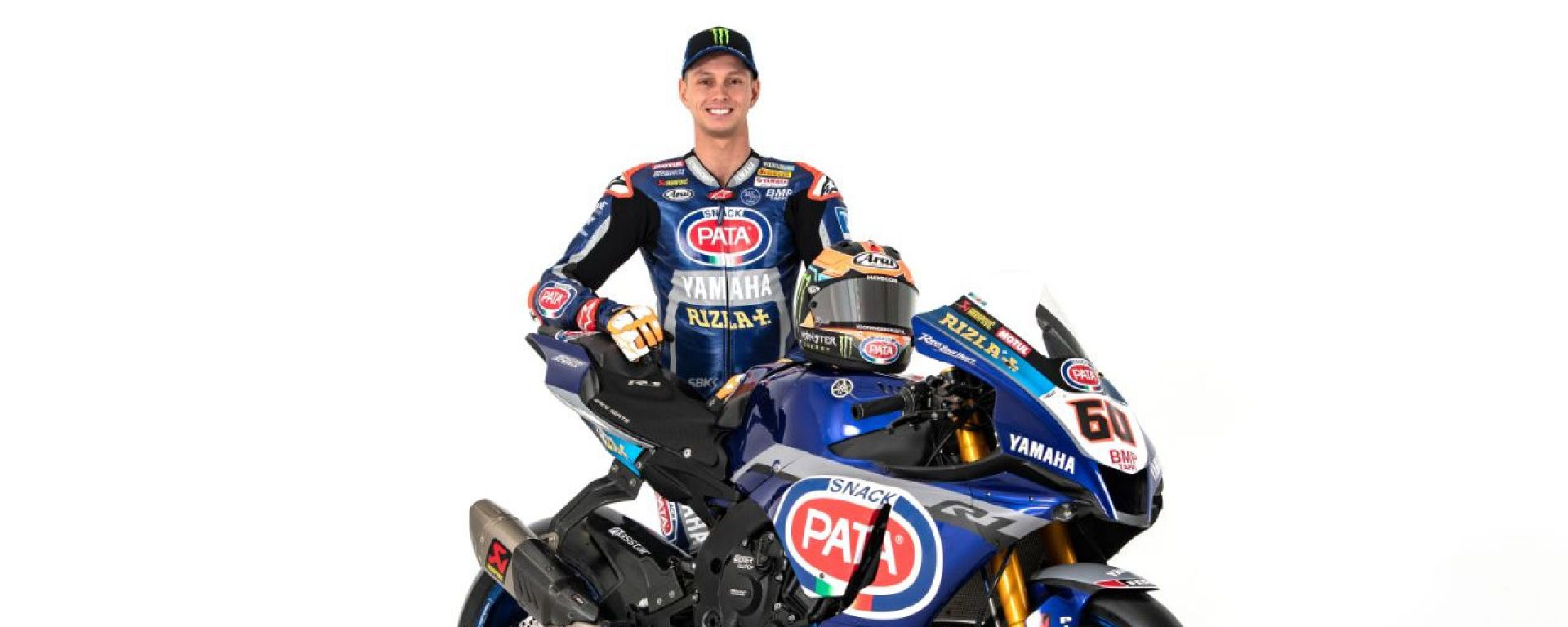 World Superbike 2020, Michael Van der Mark (Yamaha)