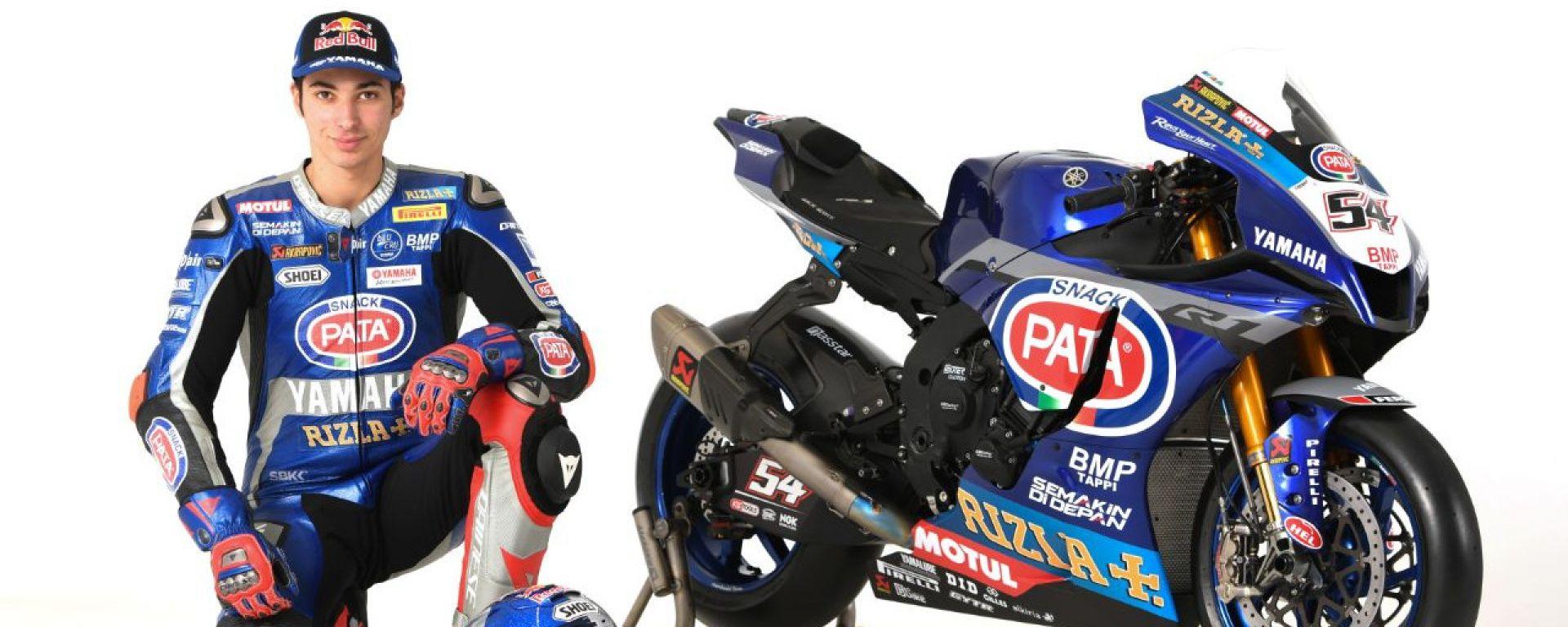 World Superbike 2020, Toprak Razgatlioglu (Yamaha)