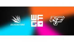 World's Fastest Gamer, logo del primo round di Silverstone