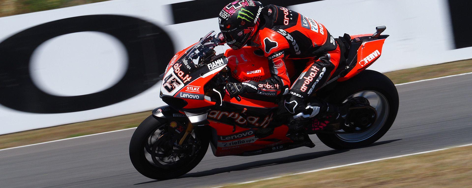 WorldSBK 2021, round Estoril: Scott Redding (Ducati)