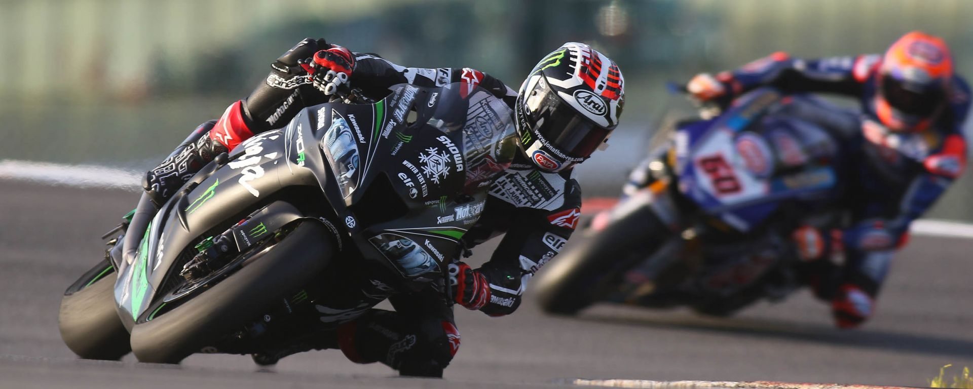 WSBK, Johnny Rea domina la due giorni di test a Portimao