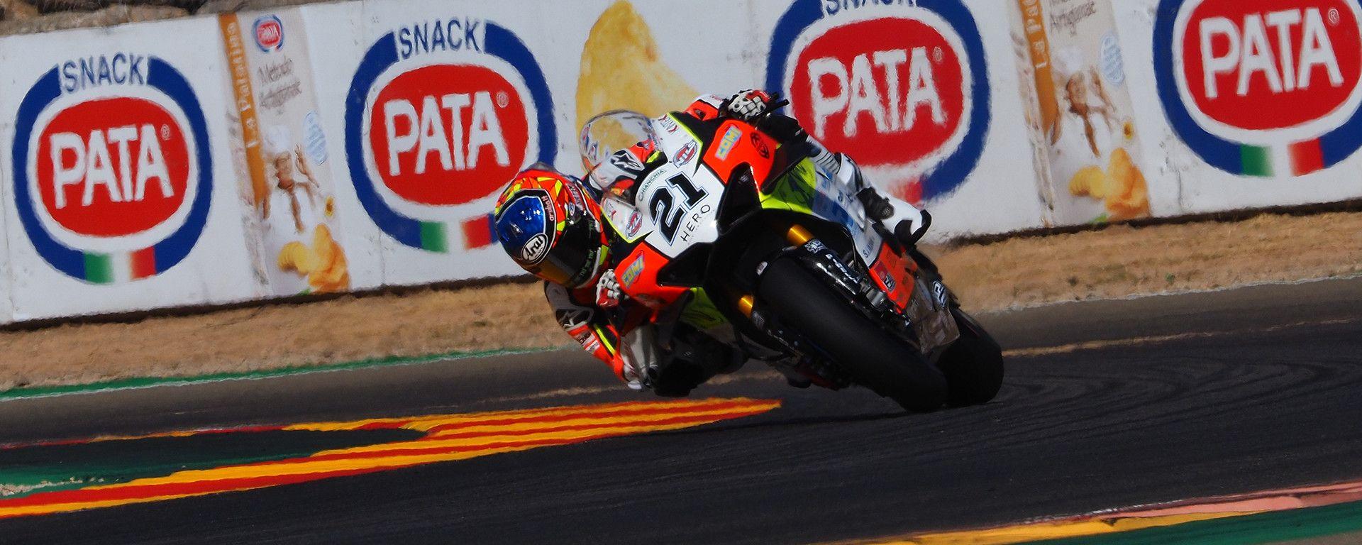WorldSBK Round Teruel, Alcaniz: Michael Ruben Rinaldi (Ducati)