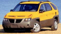 Worst car: Pontiac Aztek