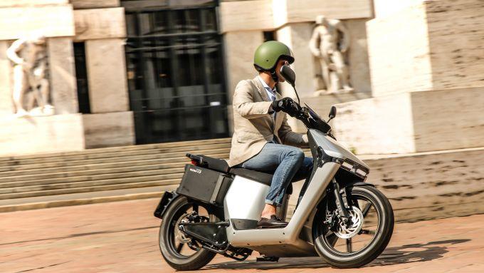 WOW 774 e 775: gli scooter elettrici