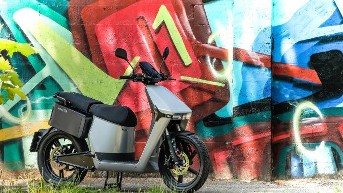 WOW 774 e 775: i due nuovi scooter elettrici italiani