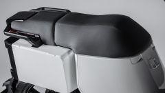 Wow! Model 4/6: la capace sella con le maniglie per il passeggero