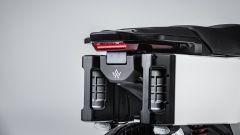 Wow! Model 4/6: le batterie estraibili accanto alla seduta