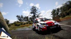 WRC 10: il trailer del gioco