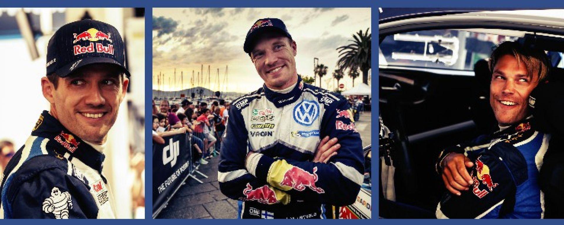 WRC Rally Polonia: le dichiarazioni dei piloti Volkswagen