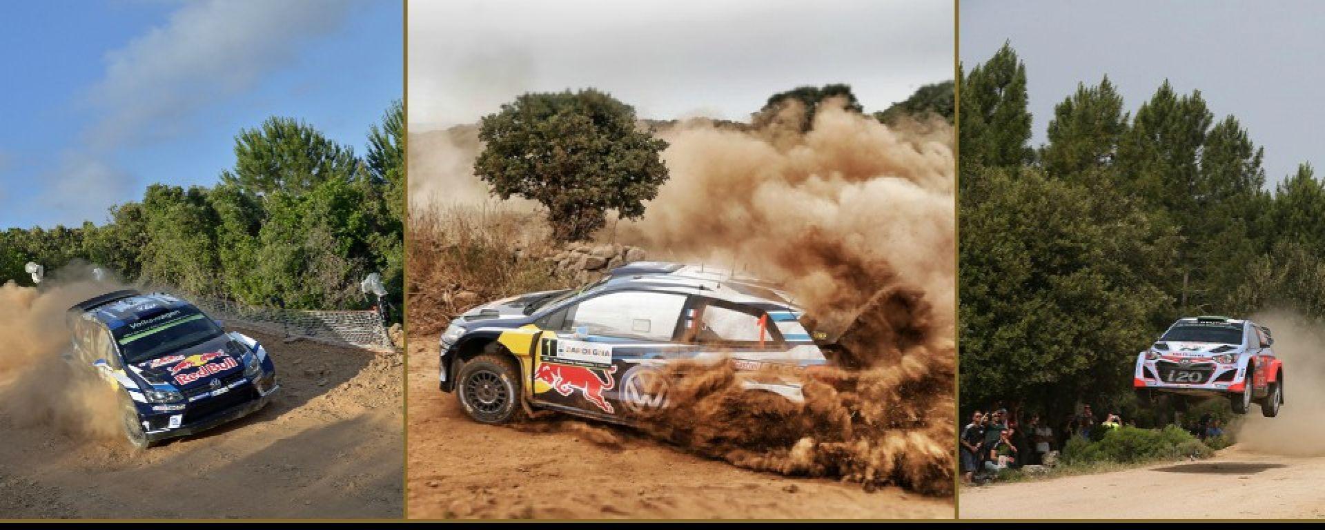 Rally Sardegna 2016: gli orari TV