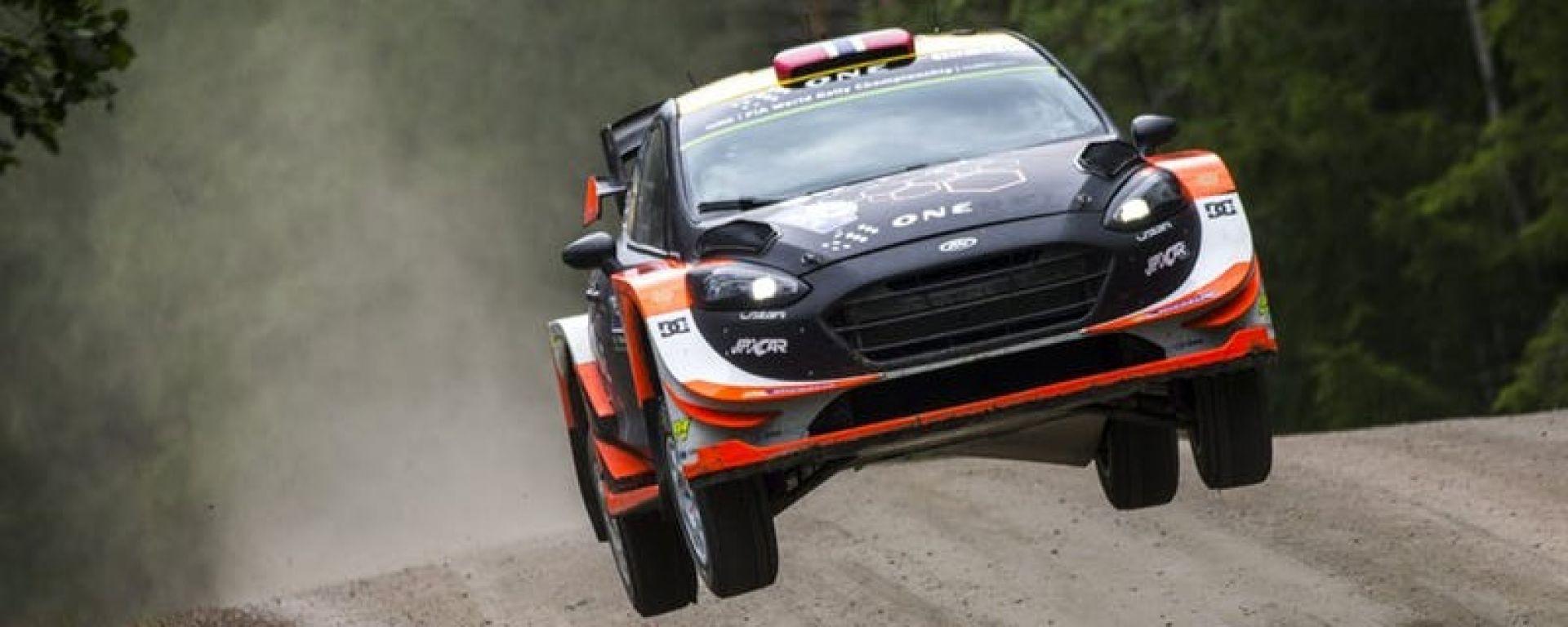 Il momento più spettacolare del WRC 2017 in video