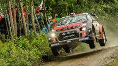 WRC 2017, Rally Finlandia: Citroen schiera tre C3 pronte a dare battaglia sui salti finlandesi