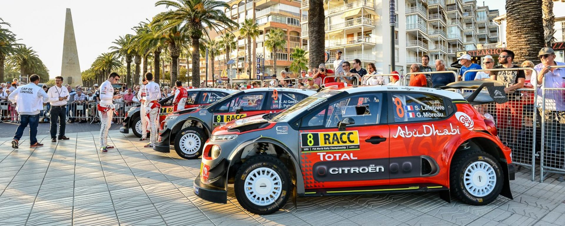 WRC 2017 - Rally Spagna 2017