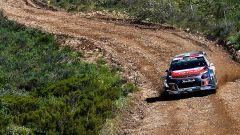 WRC 2018, Citroen si prepara al Rally di Turchia 2018