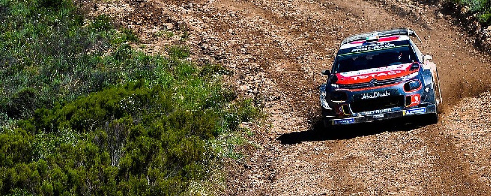 WRC 2018: Citroen al Rally di Turchia per emulare la Xsara