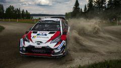 WRC 2018: è festa Toyota, Tanak conquista il Rally di Finlandia 2018 - Immagine: 2