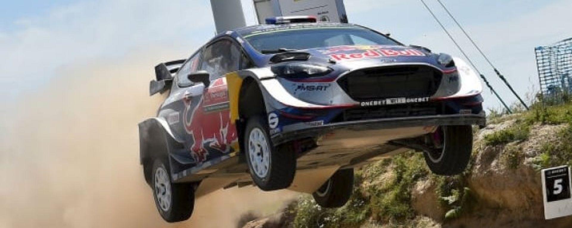 WRC 2018: ecco come vedere in TV il Rally d'Italia Sardegna