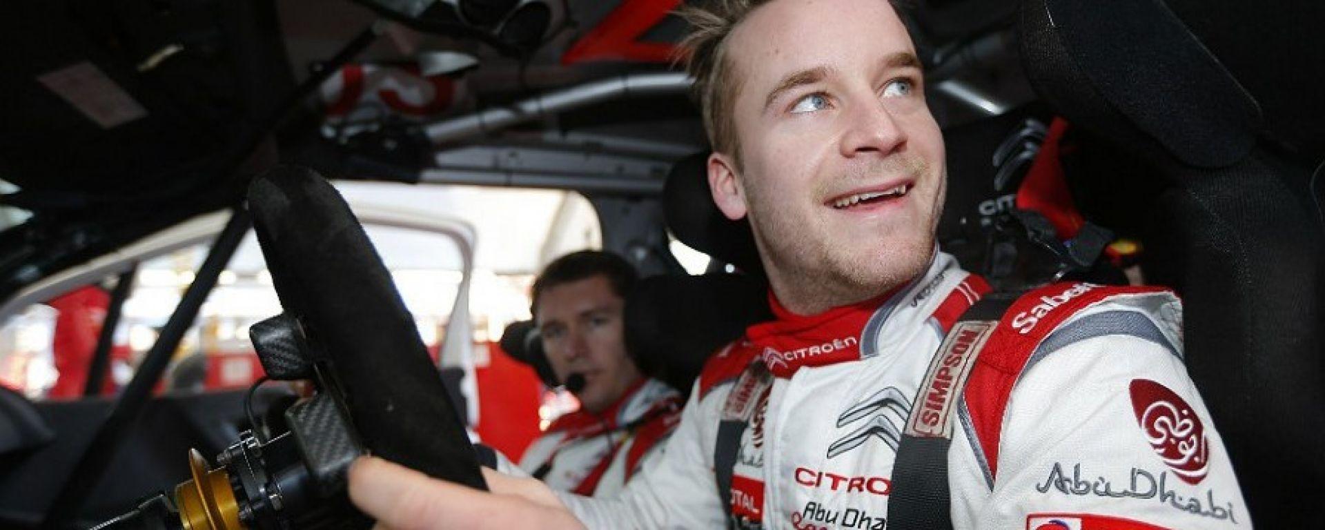 WRC 2018: ecco le parole di Mads Ostberg come gregario di Craig Breen