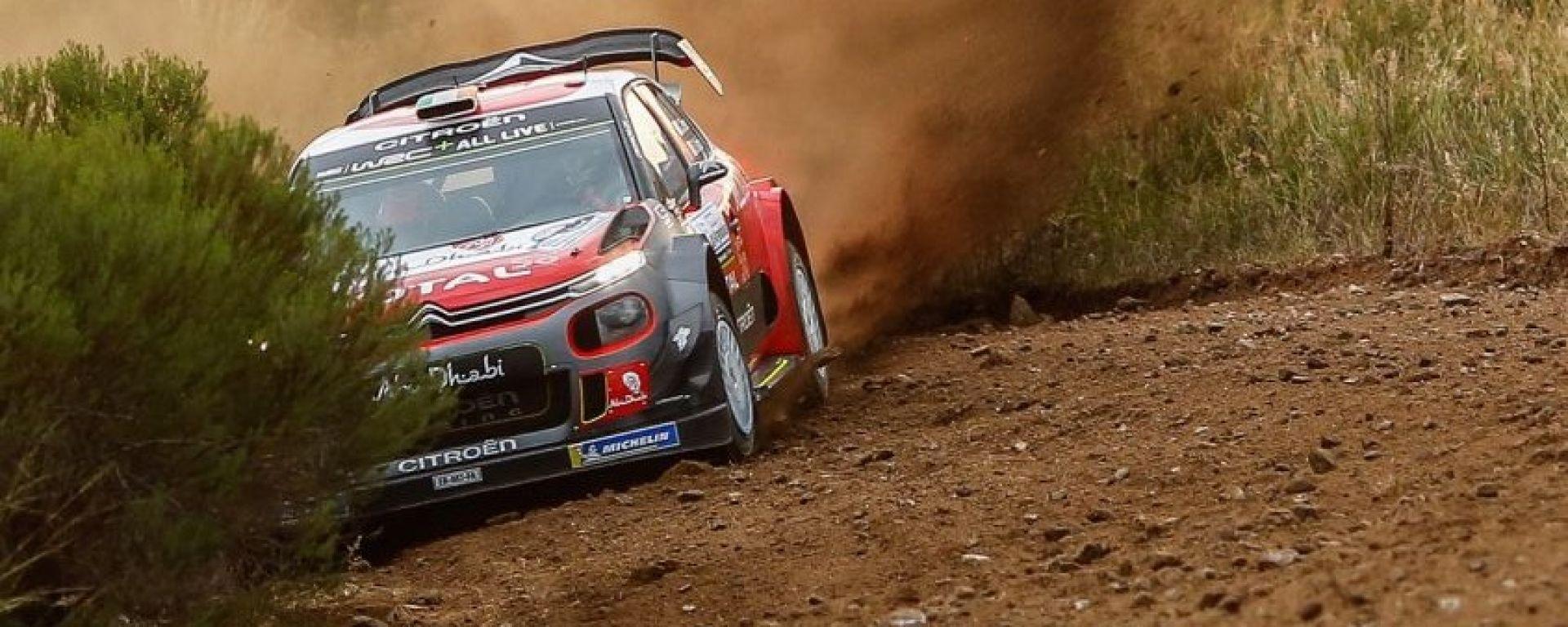 La nuova sfida di Citroen Racing: ecco il Rally del Portogallo