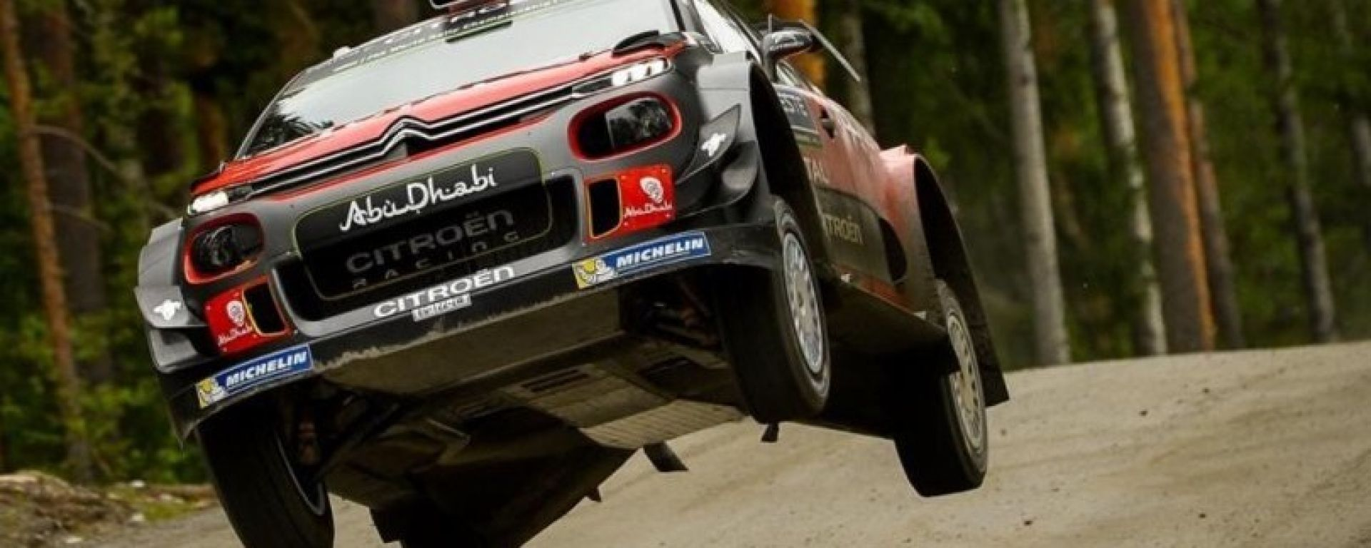 WRC 2018: le Citroen C3 all'attacco del Rally di Finlandia