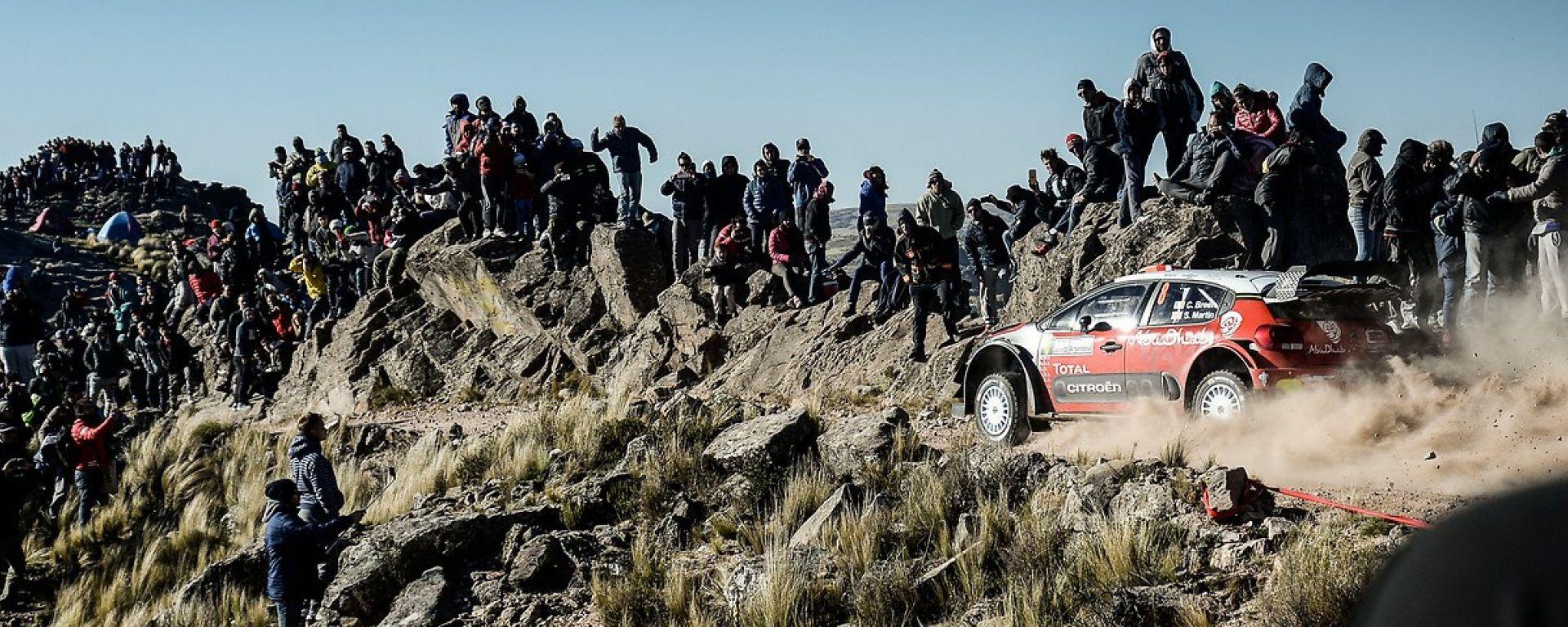 WRC 2018 Rally Argentina: le Citroen C3 alla ribalta