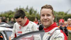 WRC 2018, Ostberg: voglio restare in testa al Rally Australia anche domani