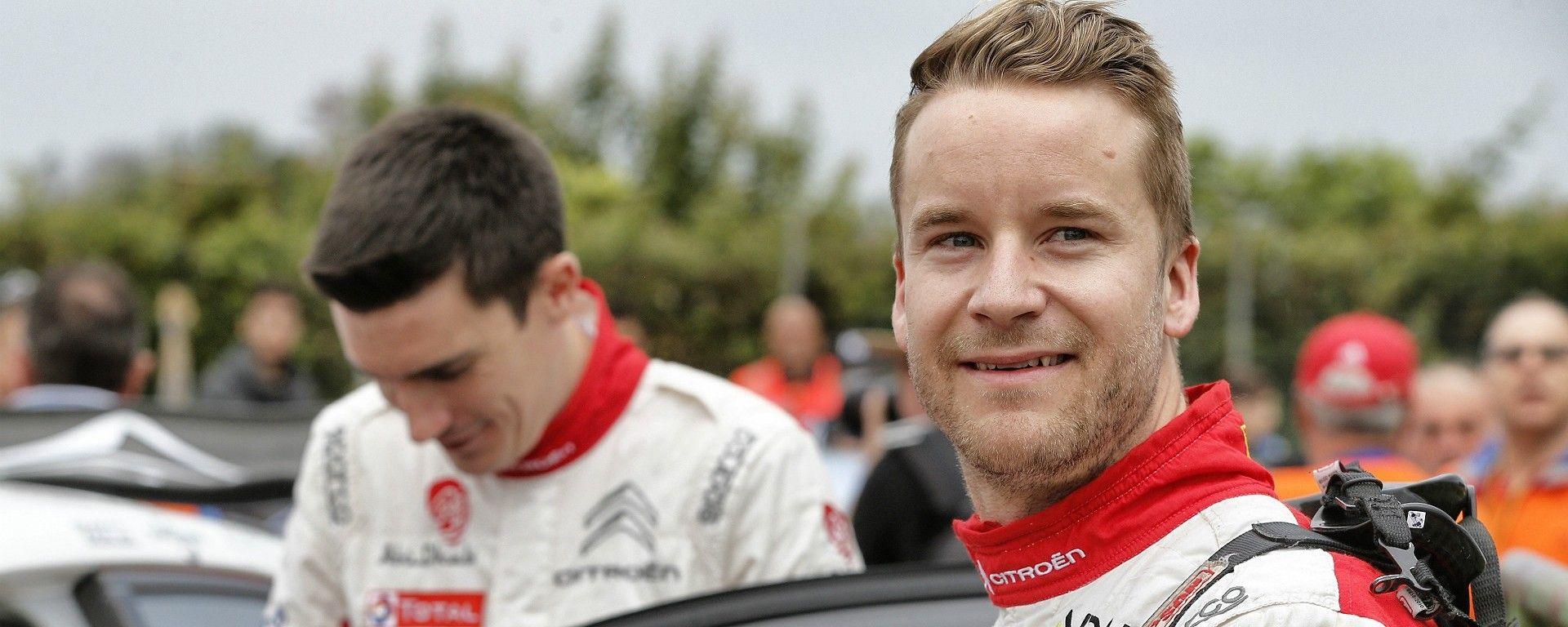 Ostberg: voglio restare in testa al Rally Australia anche domani