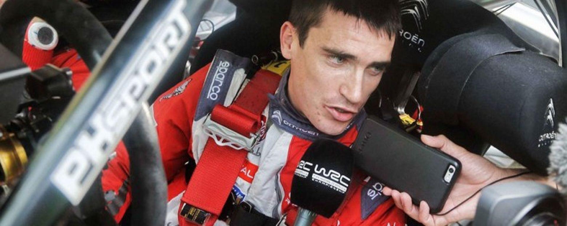 WRC 2018, Rally di Finlandia: le dichiarazioni pre-gara di Citroen Racing