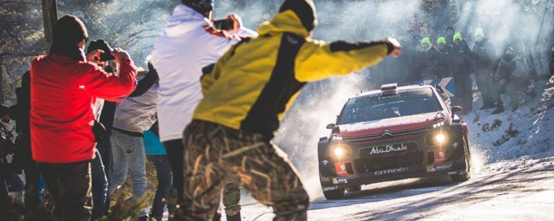 Rally Francia, Citroen: vogliamo conquistare la vittoria
