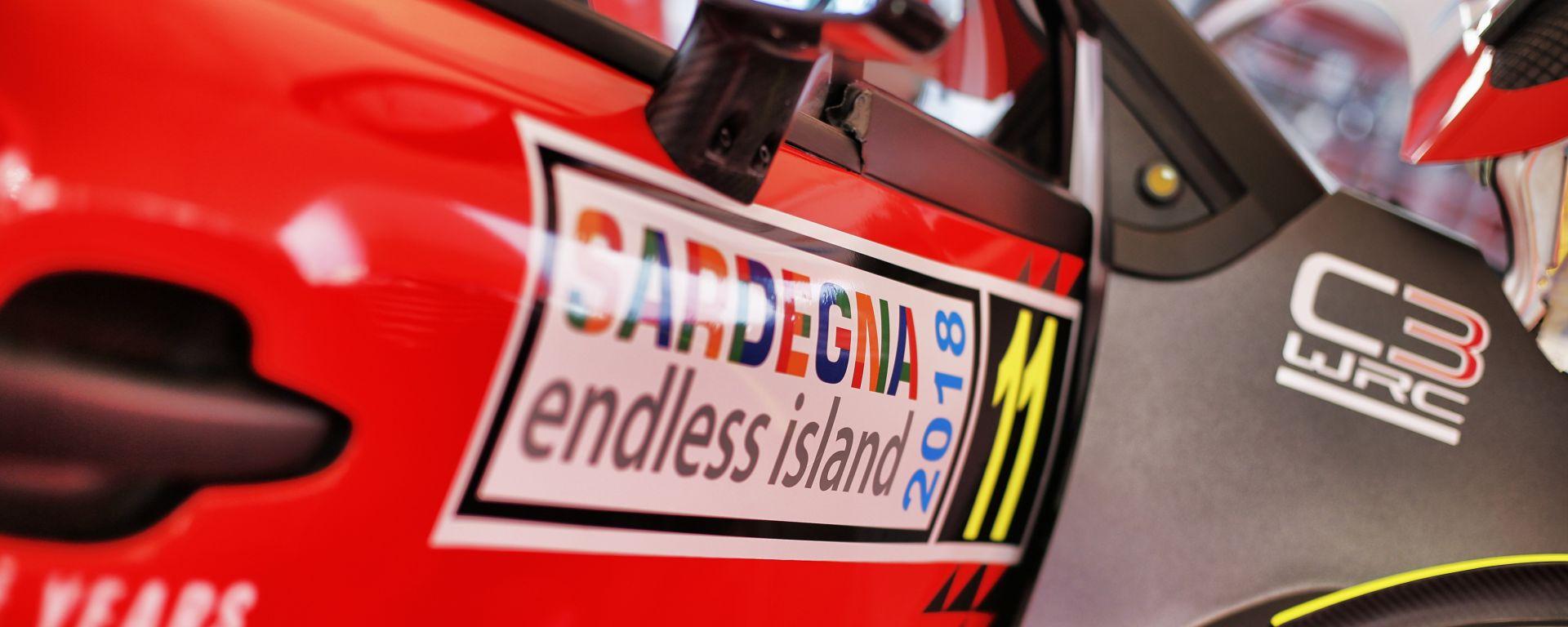 WRC 2018, Rally Sardegna: Ostberg si prepara per un rally difficile
