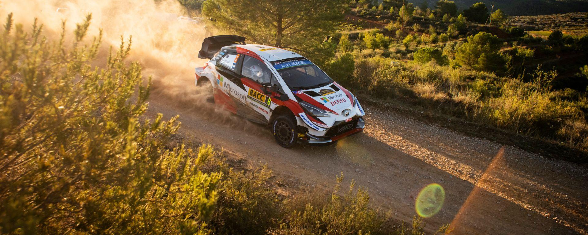 Wrc 2019, Ott Tanak è campione del mondo dopo il Rally di Spagna