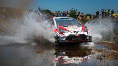 Wrc 2019, Ott Tanak è leader della classifica dopo il Rally d'Italia