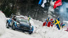 Rally di Svezia: Toyota vince con Tanak - Immagine: 3