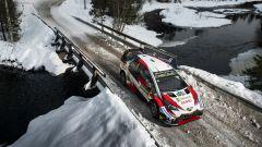 Rally di Svezia: Toyota vince con Tanak - Immagine: 1