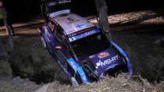 Rally Monte-Carlo: Suninen si ritira tamponato da Rovanpera - Immagine: 1