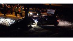 Rally Monte-Carlo: Suninen si ritira tamponato da Rovanpera - Immagine: 2