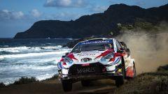 WRC 2020: Elfyn Evans leader della classifica mondiale dopo il Rally Italia Sardegna