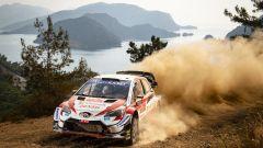 WRC 2020: Elfyn Evans leader della classifica mondiale dopo il Rally Turchia