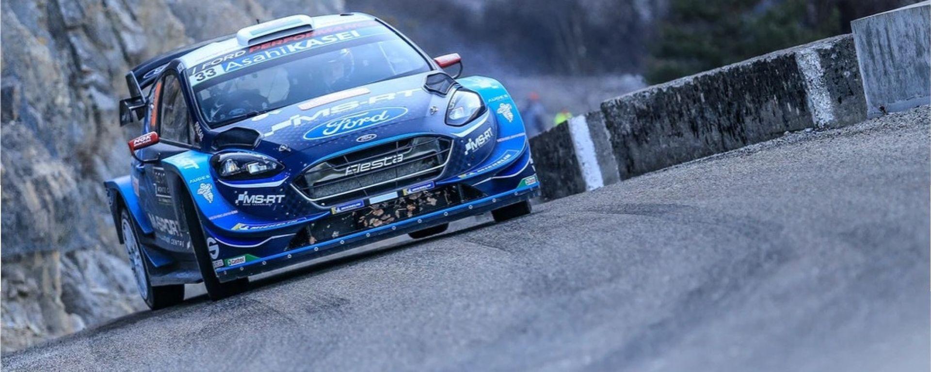 WRC 2020: Ford Fiesta M-Sport