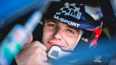 WRC Piloti 2021: Gus Greensmith