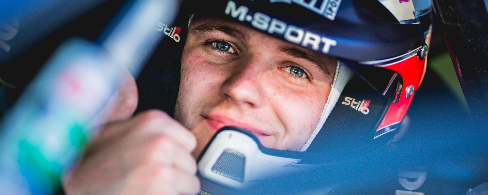 WRC 2020: Gus Greensmith (M-Sport Ford)