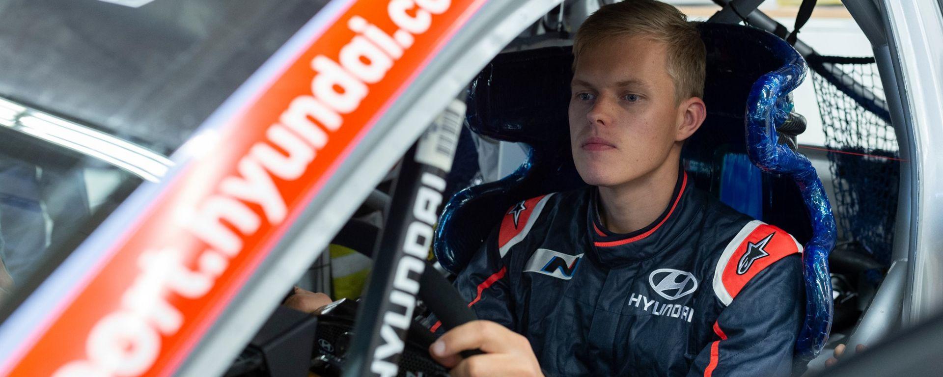 WRC 2020: Ott Tanak (Hyundai)