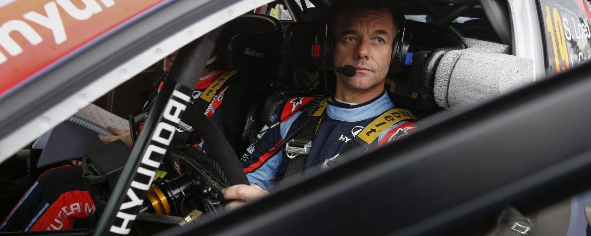 WRC 2020: Sebastien Loeb (Hyundai)