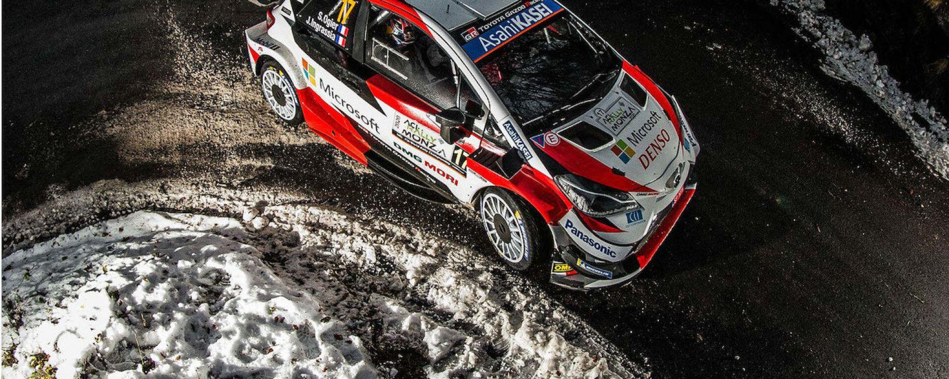WRC 2020: Sebastien Ogier leader e campione della classifica mondiale dopo il Rally Monza