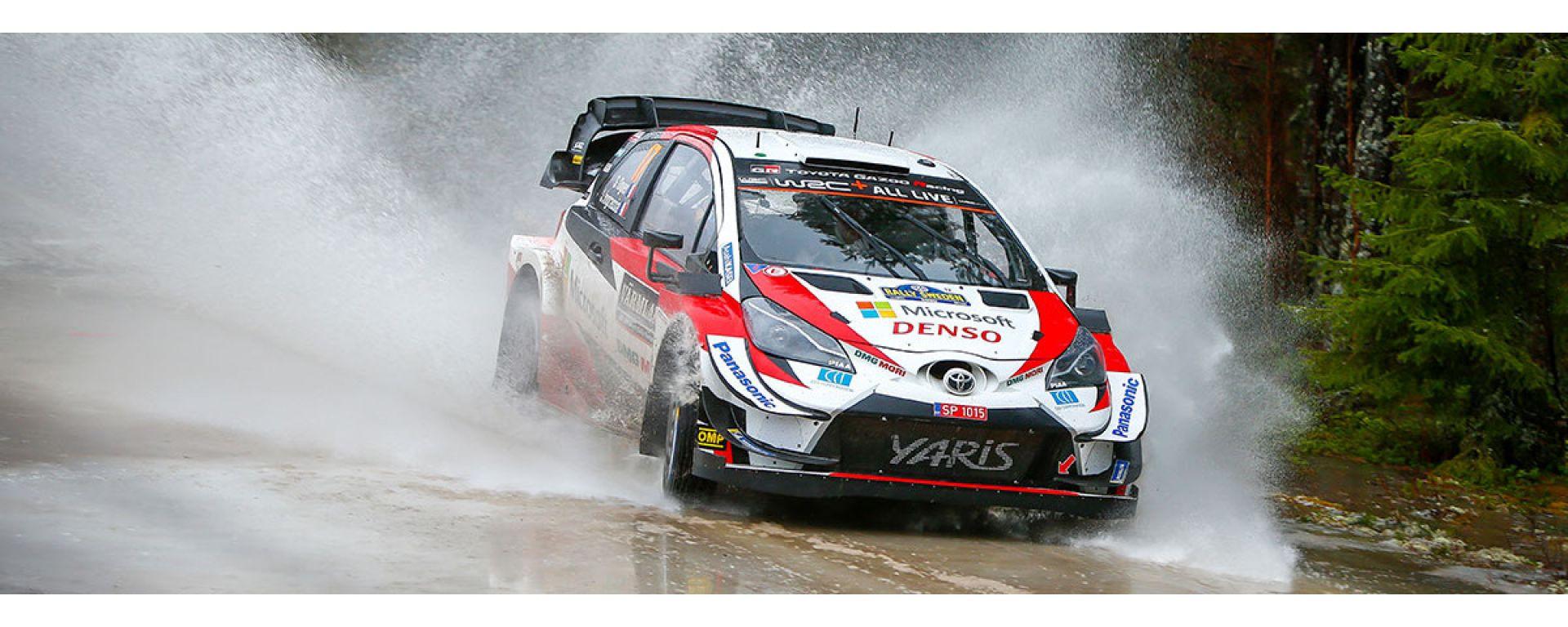 WRC 2020: Toyota Yaris Gazoo Racing